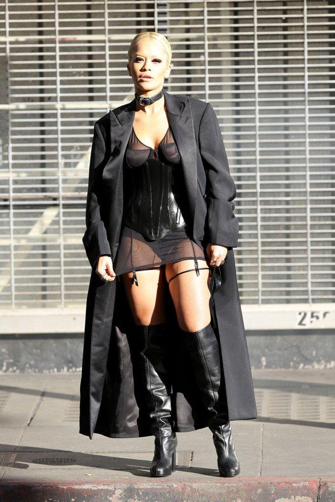 Rita Ora See Through Sexy 26