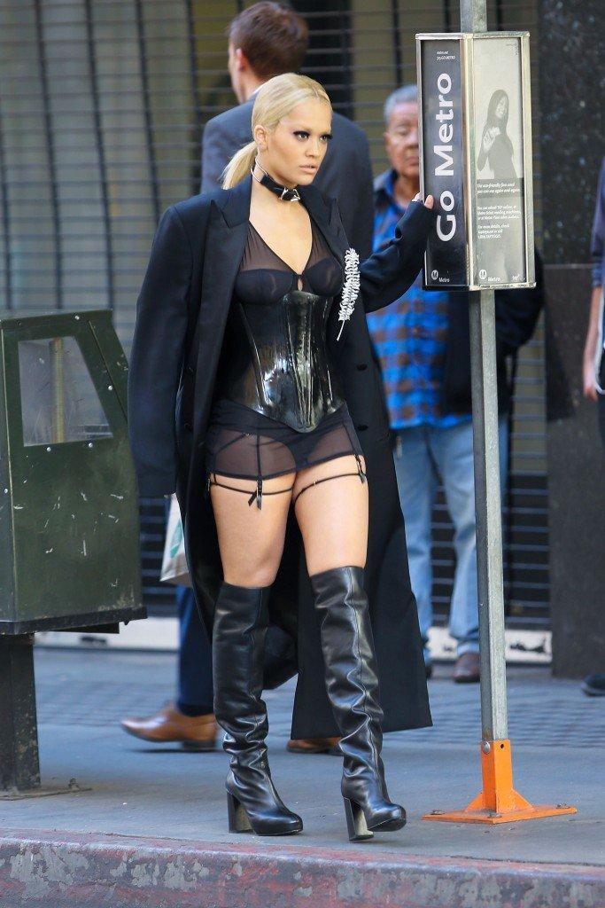 Rita Ora See Through Sexy 27