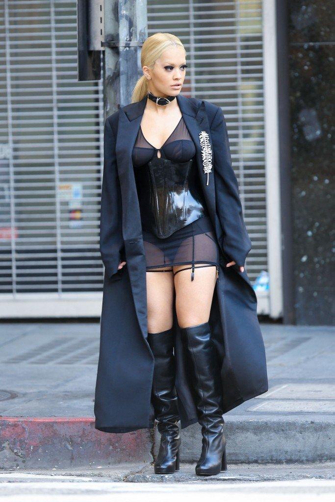 Rita Ora See Through Sexy 28