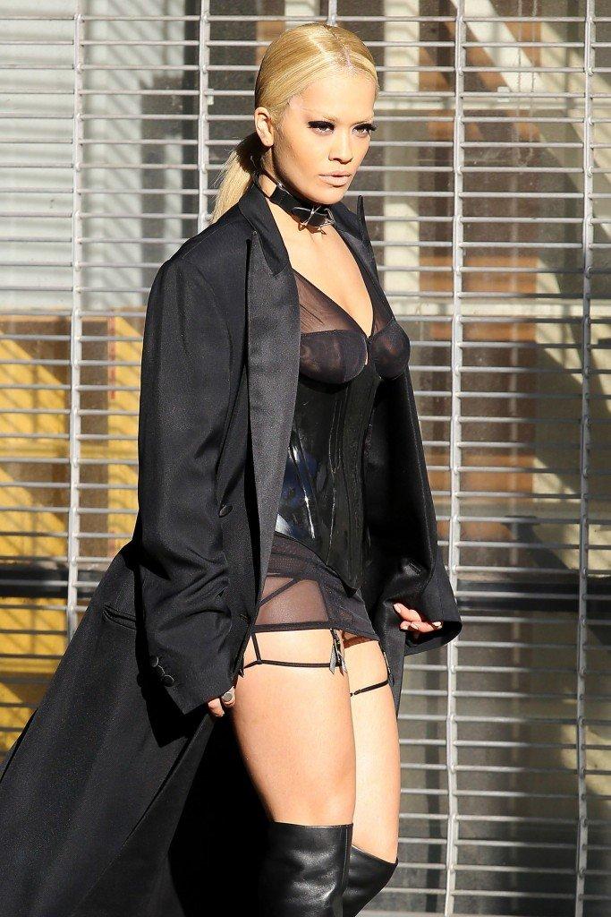 Rita Ora See Through Sexy 29