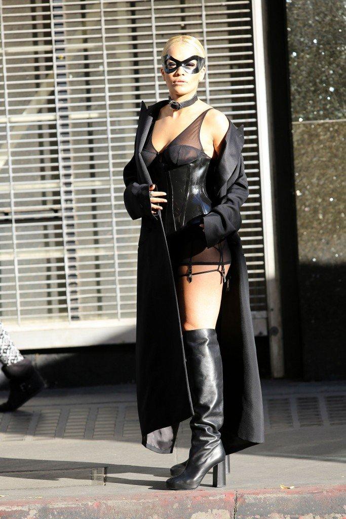 Rita Ora See Through Sexy 30