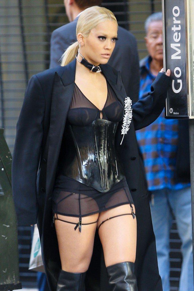 Rita Ora See Through Sexy 31