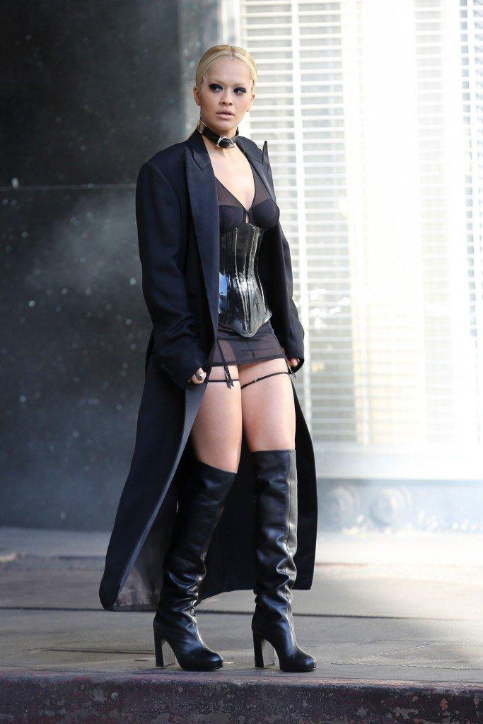 Rita Ora See Through Sexy 32
