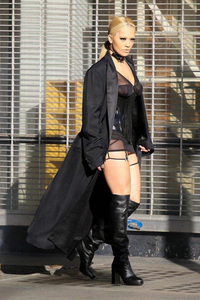 Rita Ora See Through Sexy 33