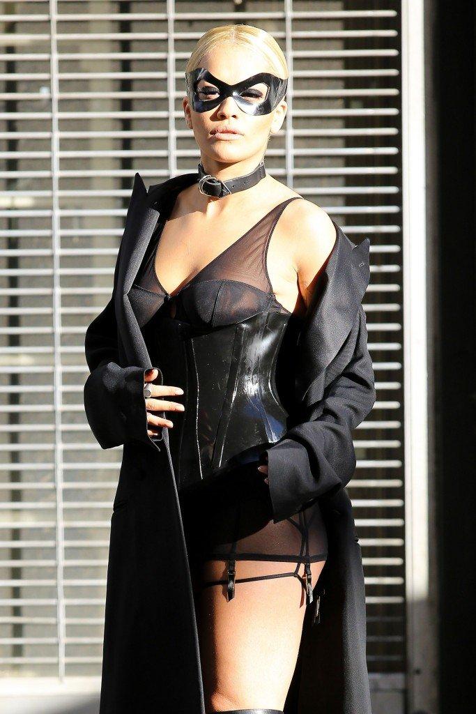 Rita Ora See Through Sexy 34