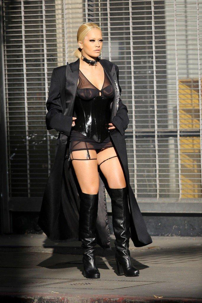 Rita Ora See Through Sexy 35