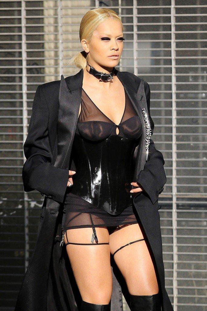 Rita Ora See Through Sexy 37