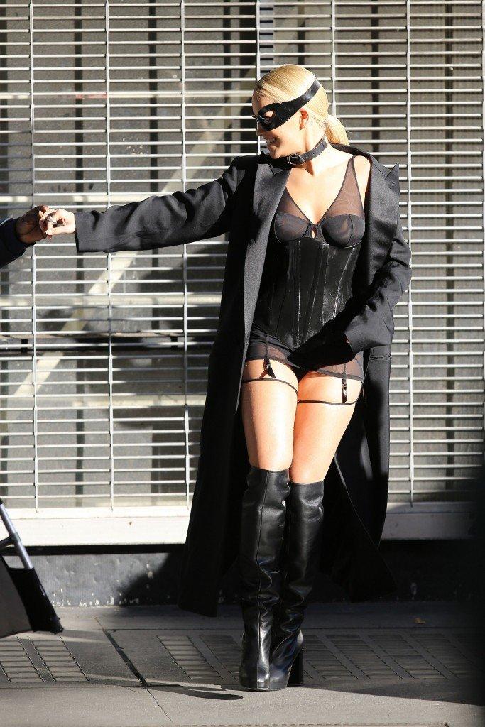 Rita Ora See Through Sexy 38