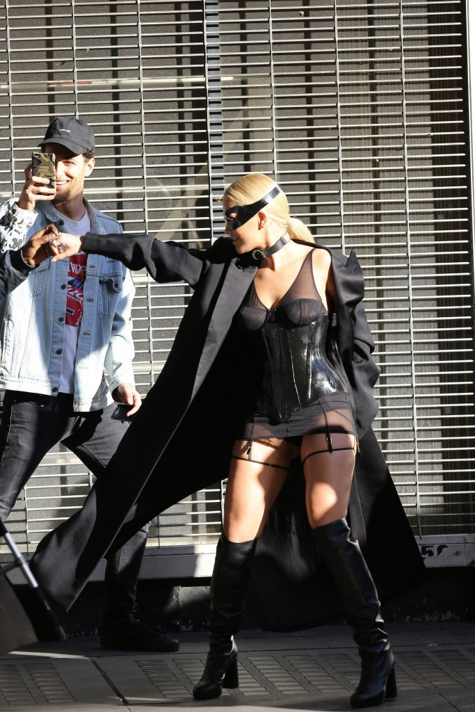 Rita Ora See Through Sexy 39