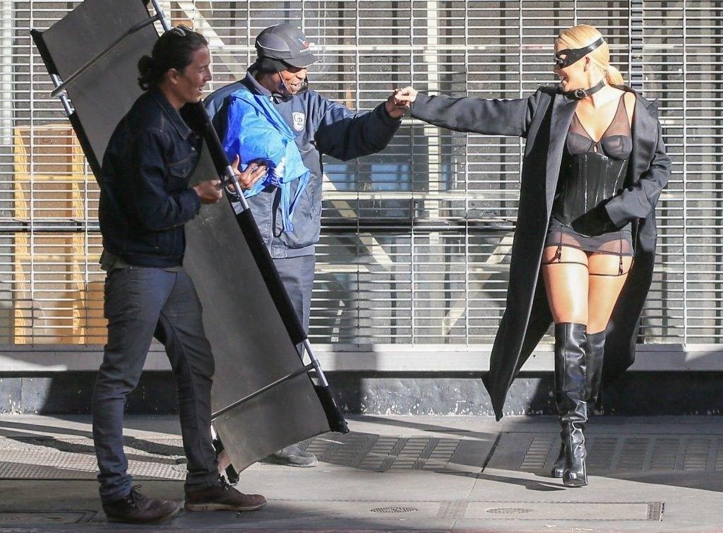 Rita Ora See Through Sexy 4