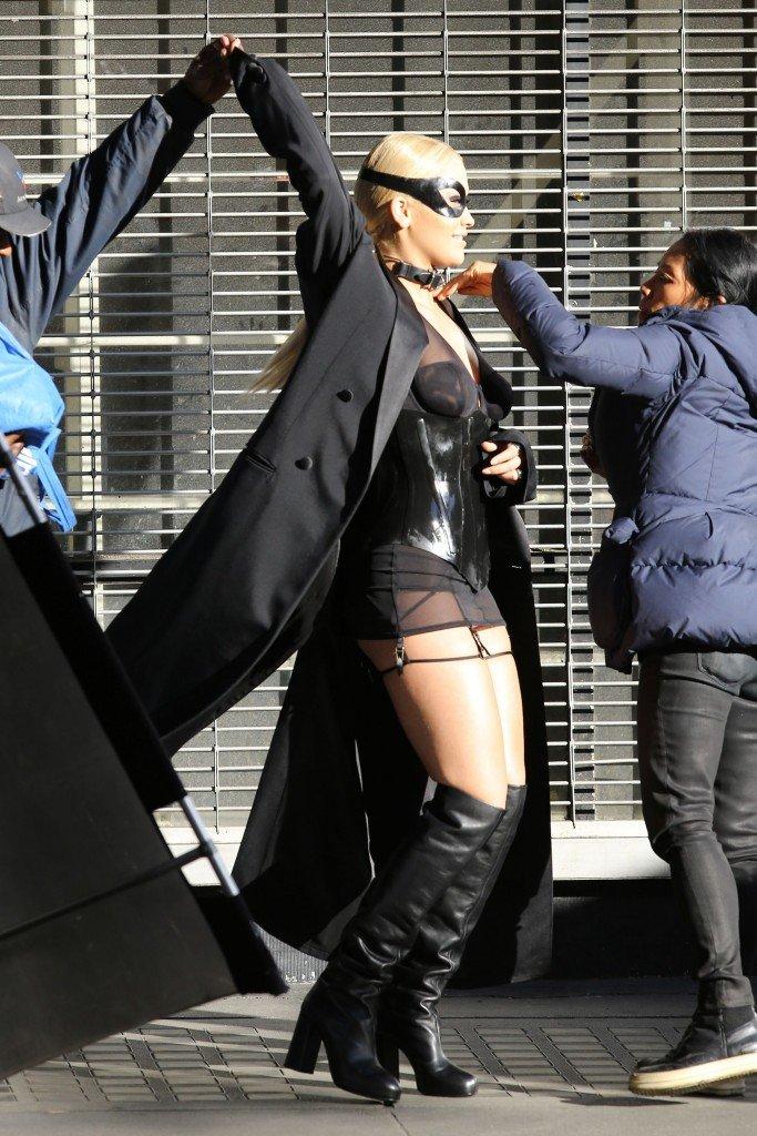 Rita Ora See Through Sexy 40