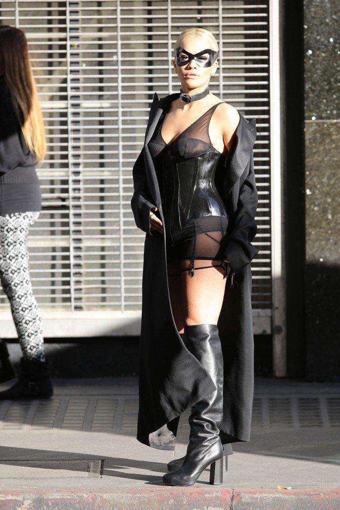 Rita Ora See Through Sexy 41