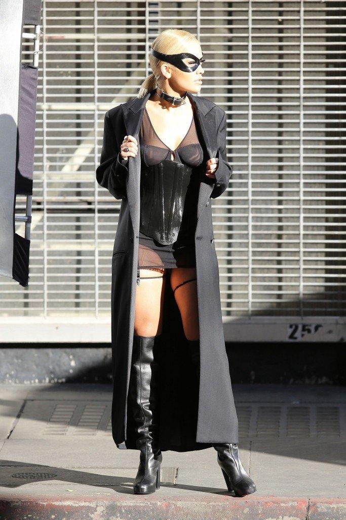 Rita Ora See Through Sexy 43