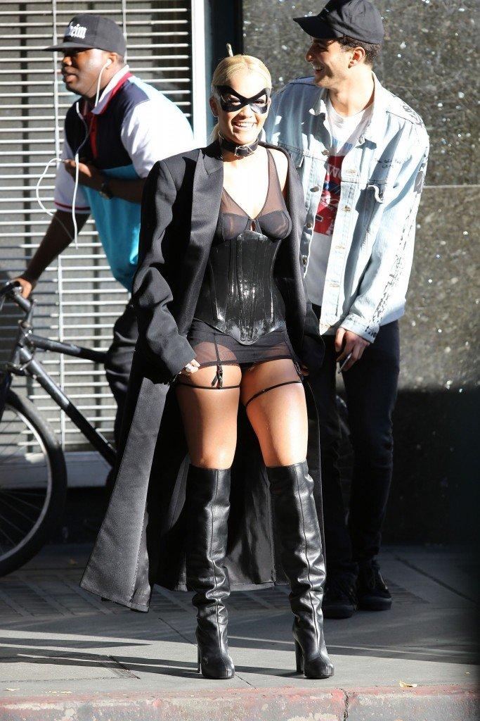 Rita Ora See Through Sexy 44