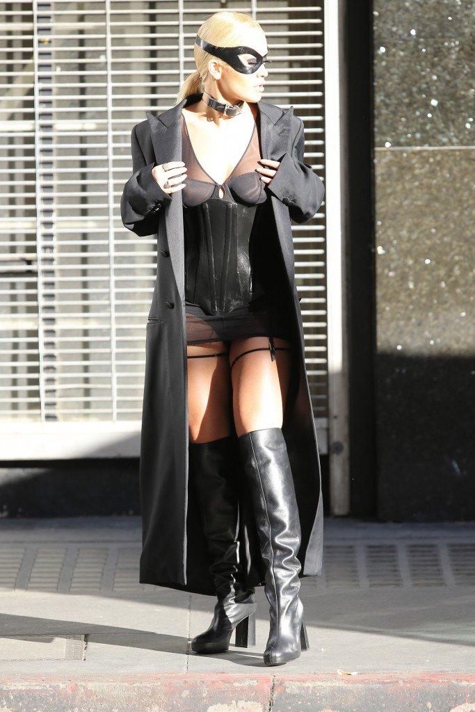 Rita Ora See Through Sexy 45