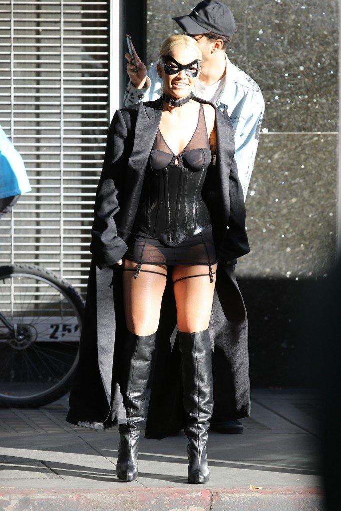 Rita Ora See Through Sexy 46