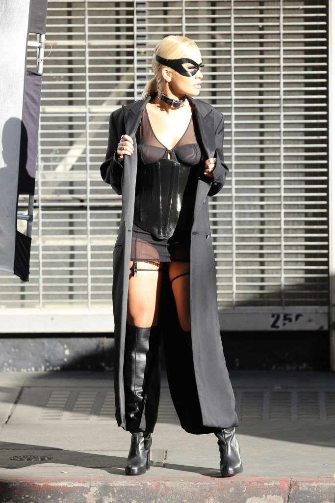 Rita Ora See Through Sexy 47