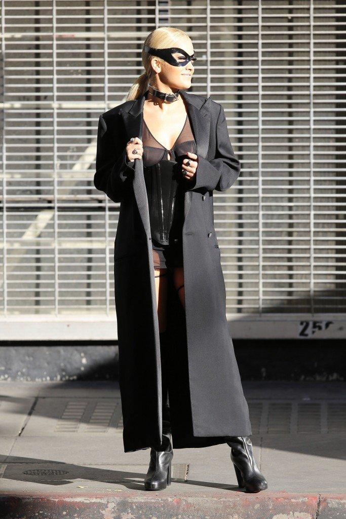 Rita Ora See Through Sexy 48