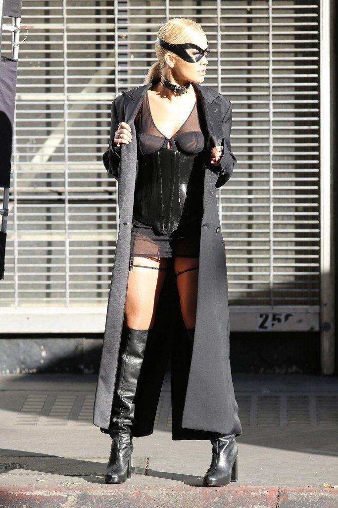 Rita Ora See Through Sexy 49