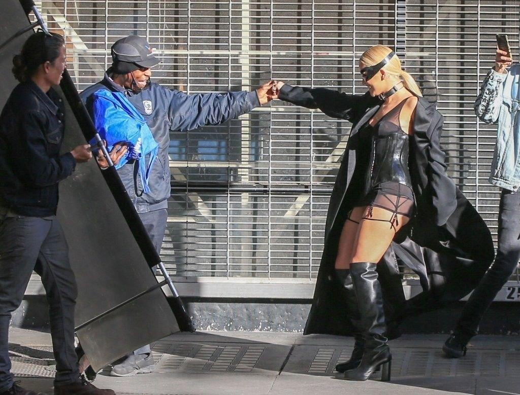 Rita Ora See Through Sexy 5