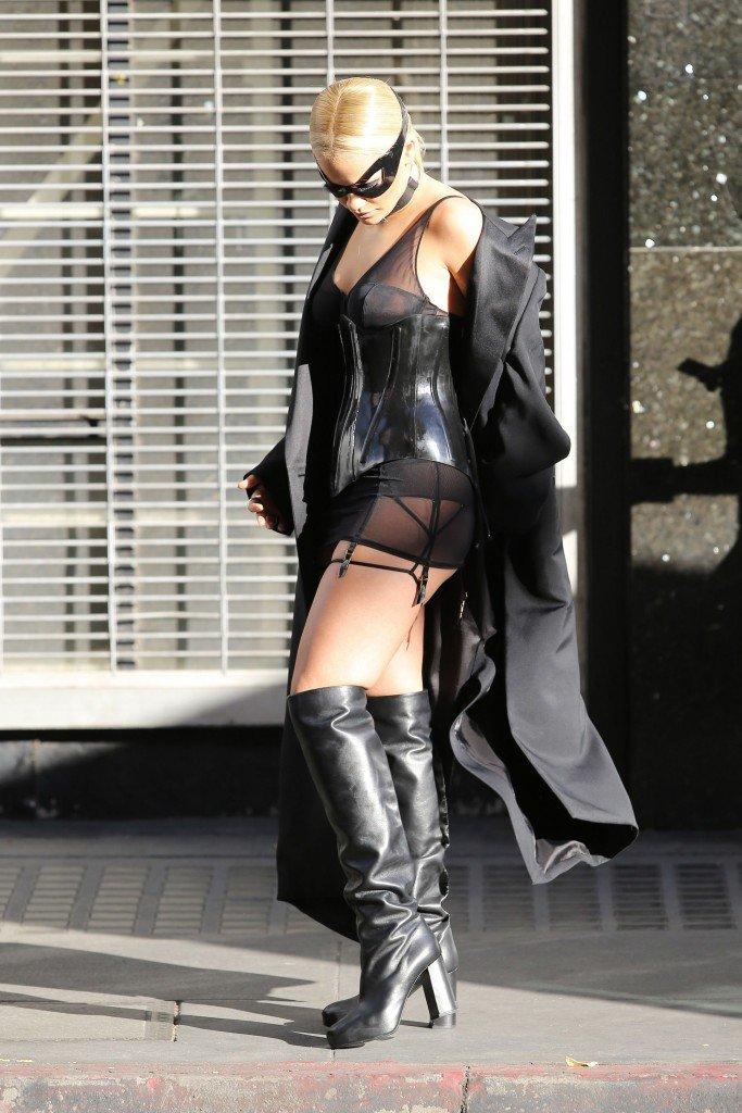 Rita Ora See Through Sexy 50
