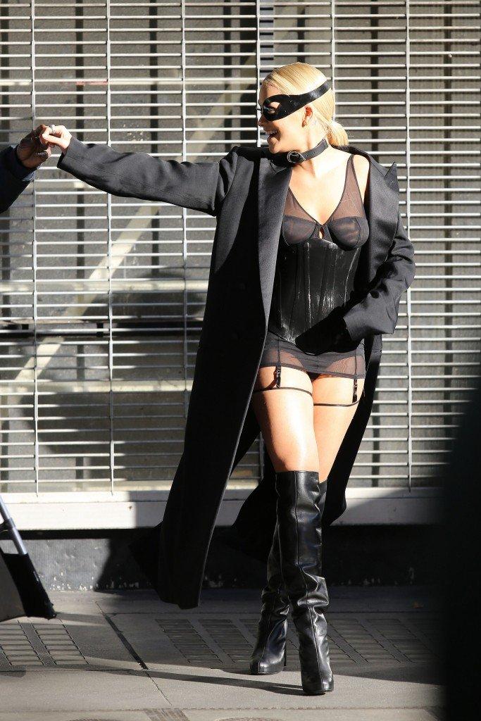 Rita Ora See Through Sexy 51