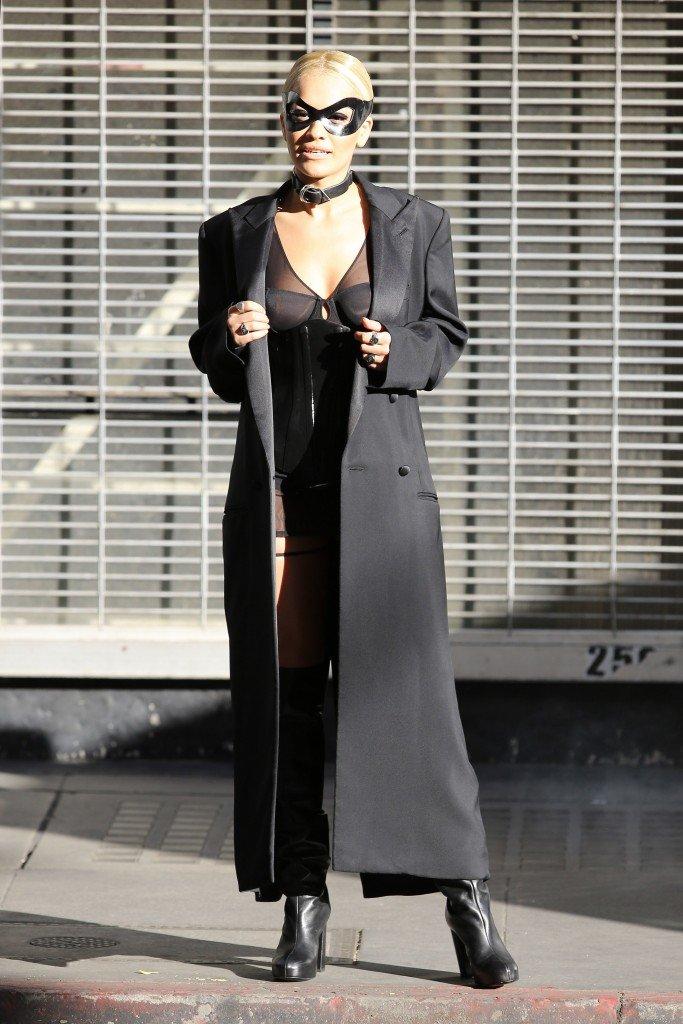 Rita Ora See Through Sexy 52