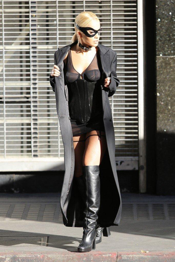 Rita Ora See Through Sexy 53