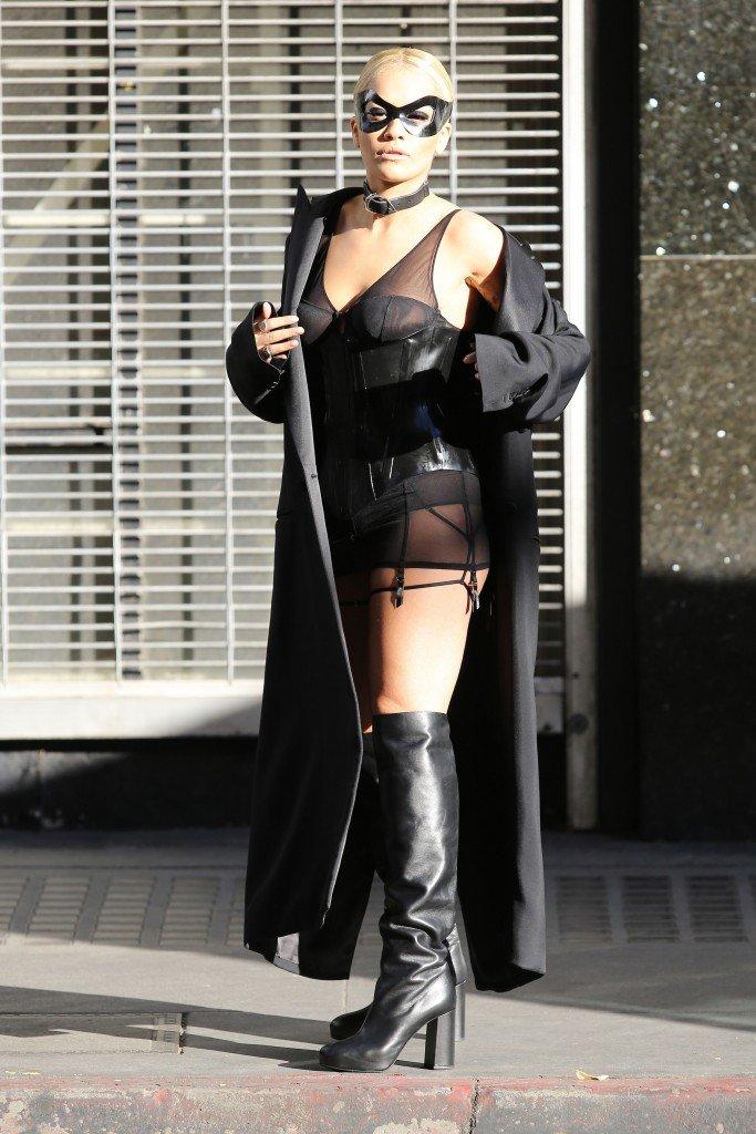 Rita Ora See Through Sexy 54