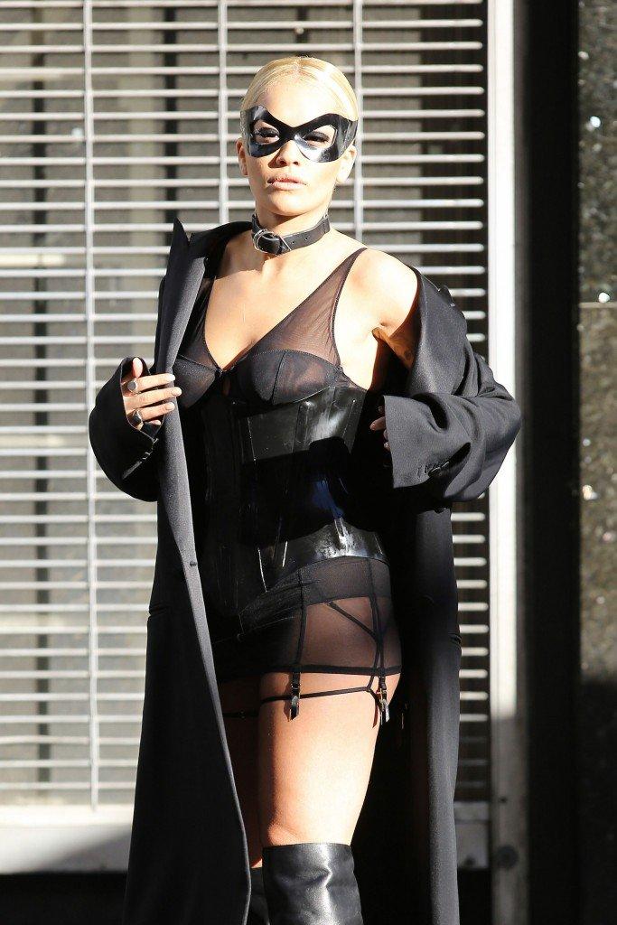 Rita Ora See Through Sexy 55
