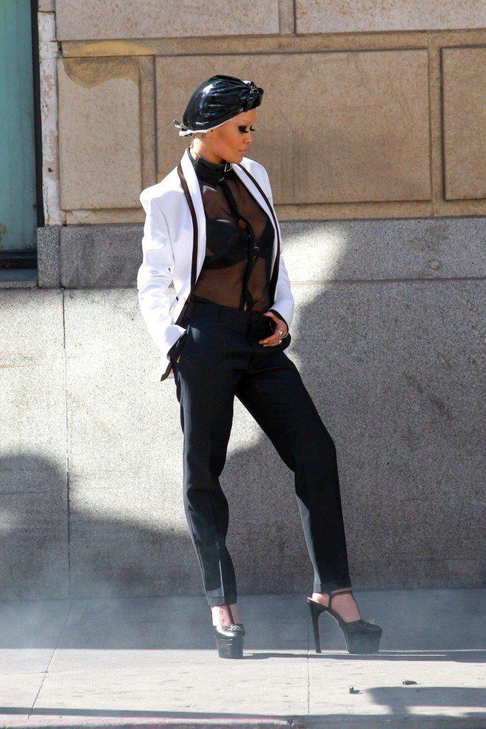 Rita Ora See Through Sexy 58