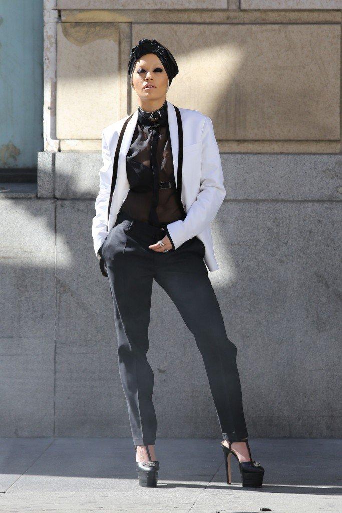 Rita Ora See Through Sexy 63
