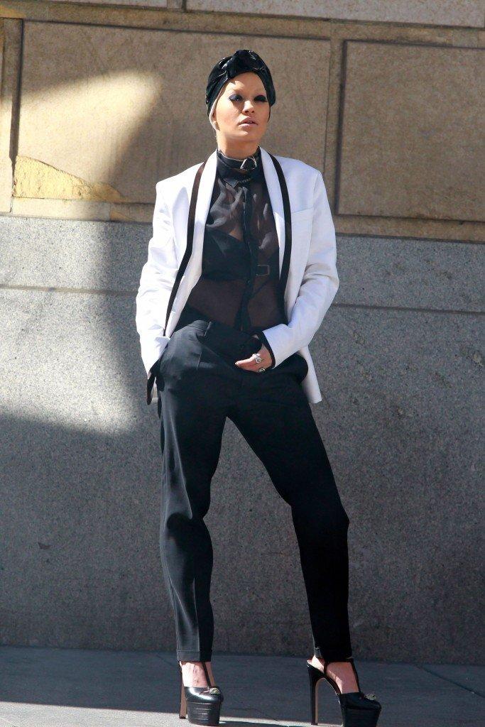 Rita Ora See Through Sexy 65