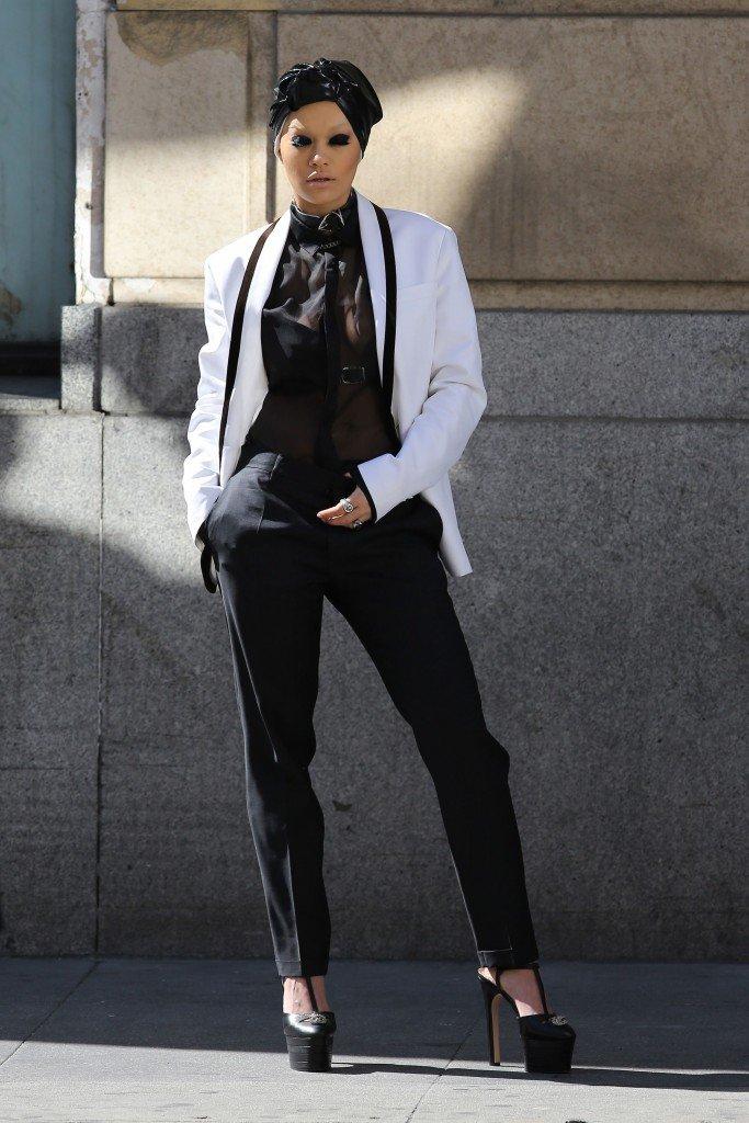 Rita Ora See Through Sexy 67