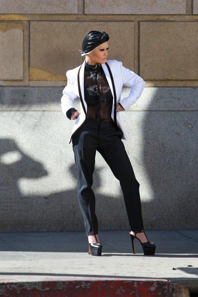 Rita Ora See Through Sexy 70