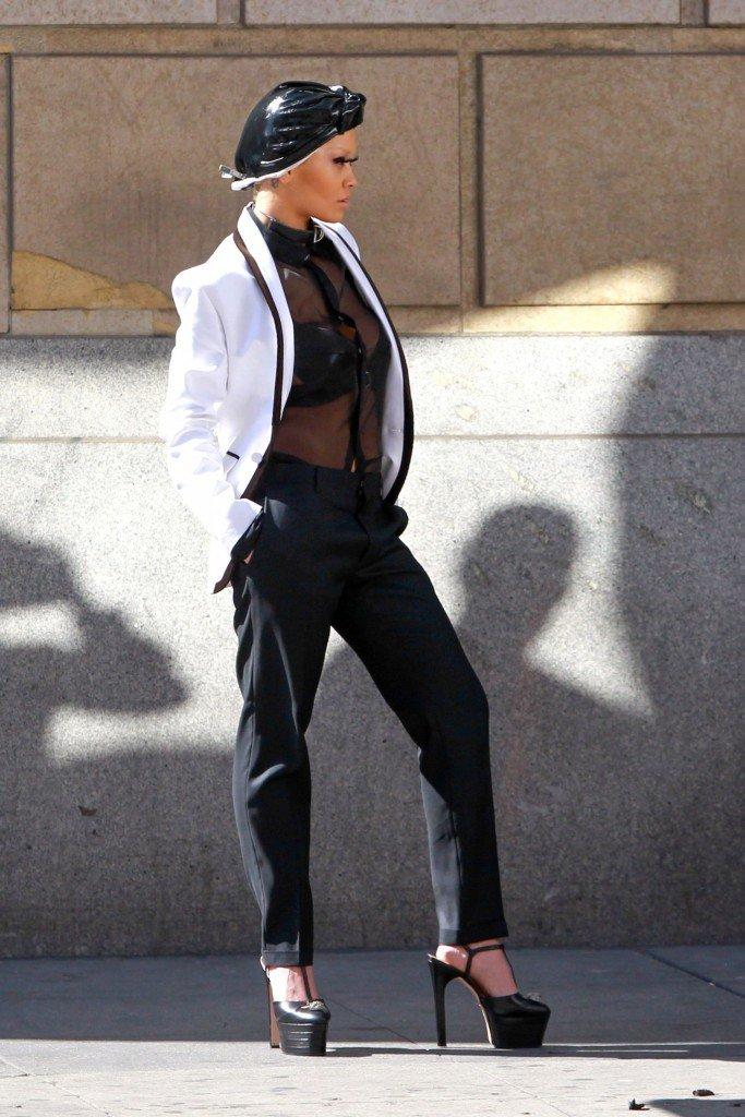 Rita Ora See Through Sexy 71