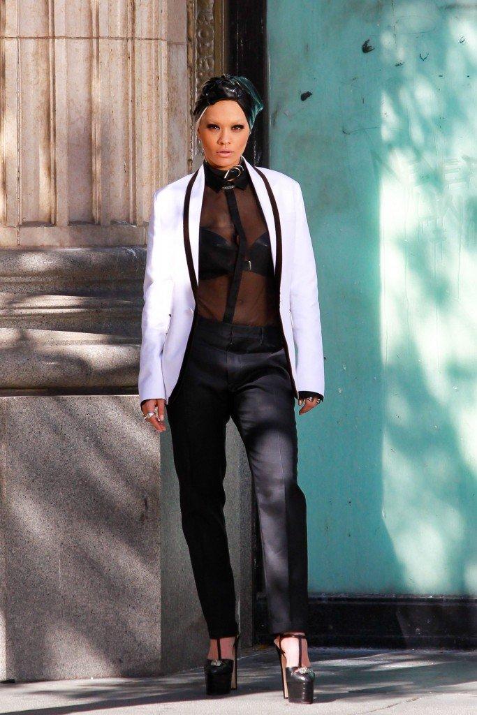 Rita Ora See Through Sexy 72