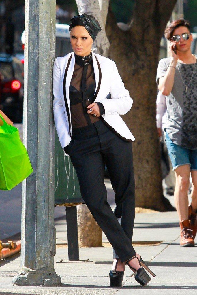 Rita Ora See Through Sexy 74