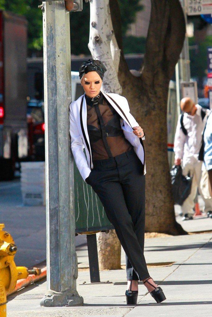 Rita Ora See Through Sexy 75