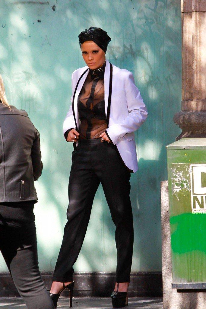 Rita Ora See Through Sexy 77