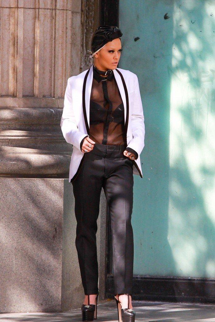 Rita Ora See Through Sexy 78