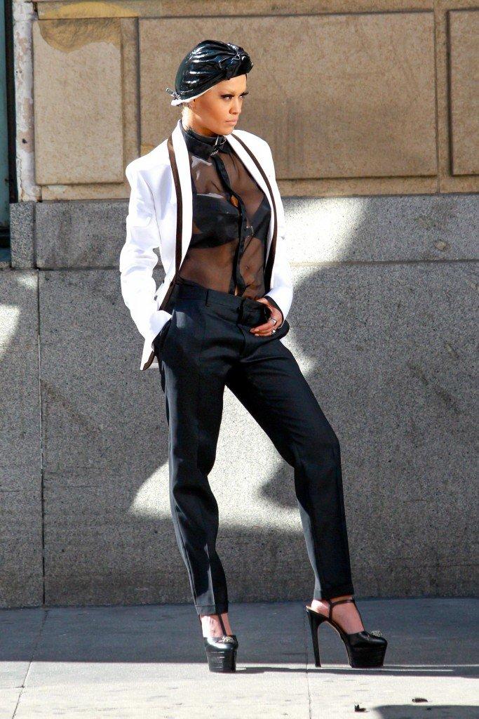 Rita Ora See Through Sexy 81