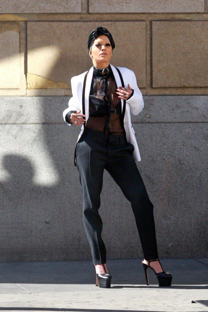 Rita Ora See Through Sexy 83