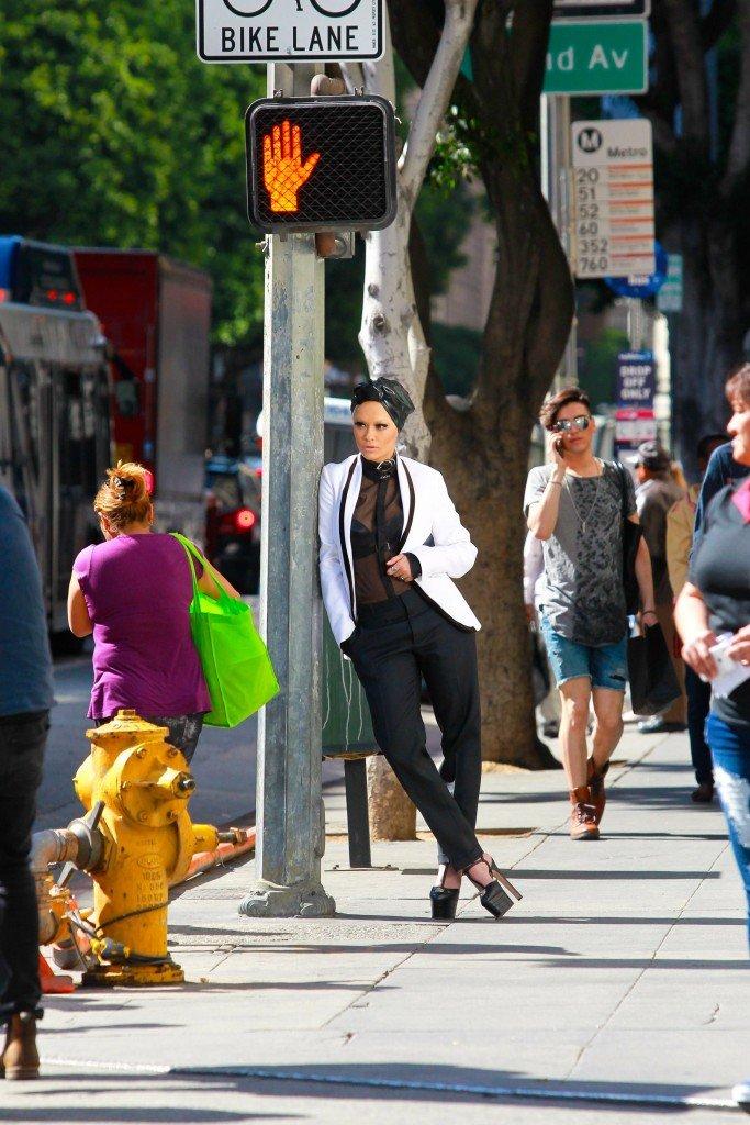 Rita Ora See Through Sexy 85