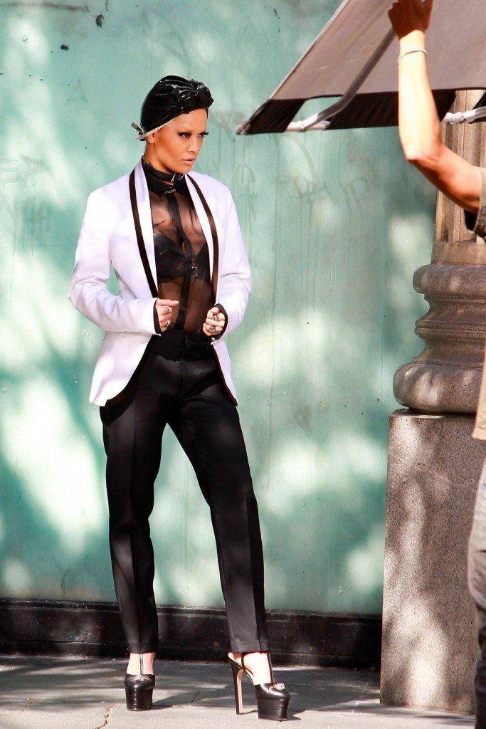 Rita Ora See Through Sexy 86