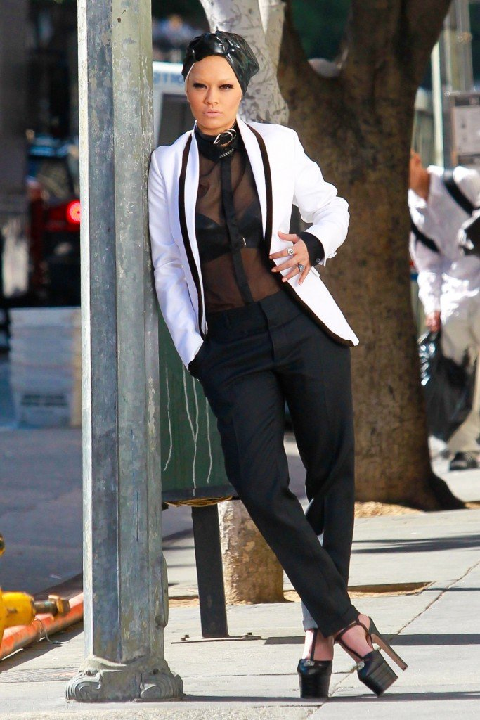 Rita Ora See Through Sexy 88