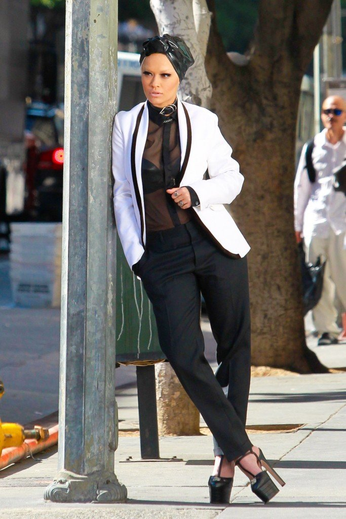 Rita Ora See Through Sexy 89
