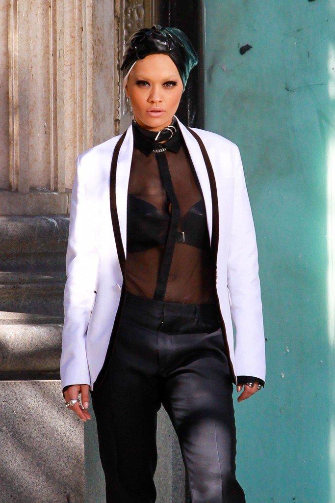 Rita Ora See Through Sexy 93