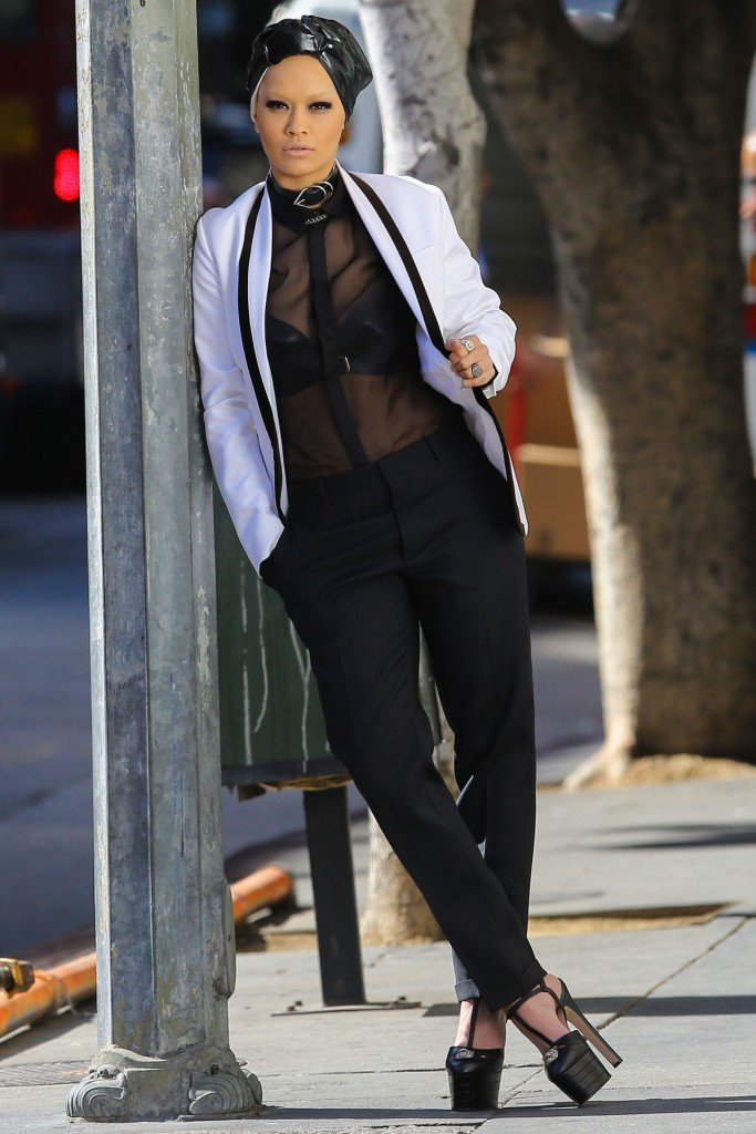 Rita Ora See Through Sexy 97