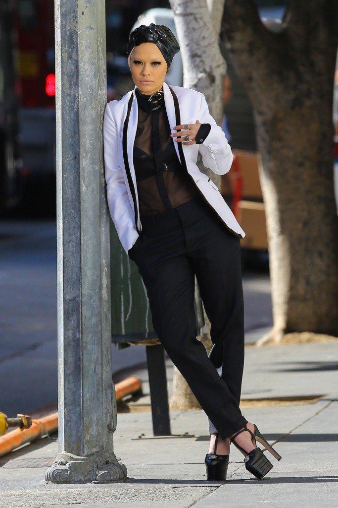 Rita Ora See Through Sexy 98